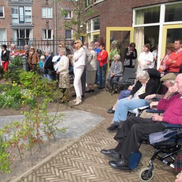 Alzheimer tuin Deventer Lions